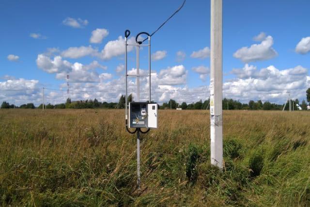 Подключение электричества к земельному участку